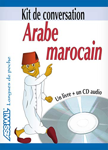 Arabe Marocain ; Guide + CD Audio