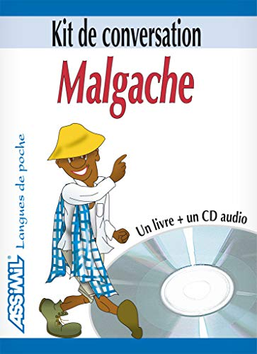 Malgache ; Guide + CD Audio