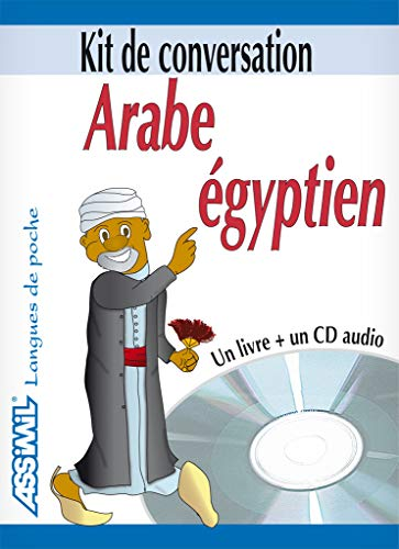 Arabe Égyptien ; Guide + CD Audio