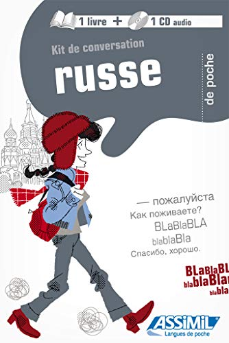 Kit de conversation russe (1CD audio)