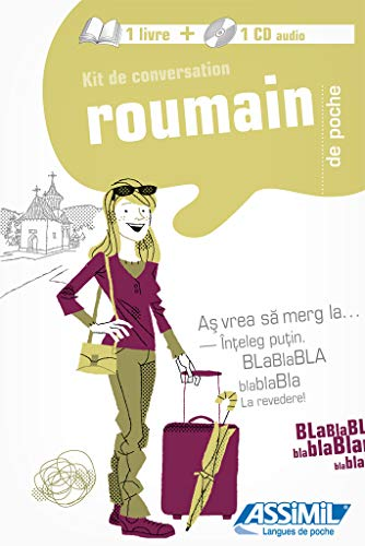 Kit de conversation roumain de poche (1CD audio)