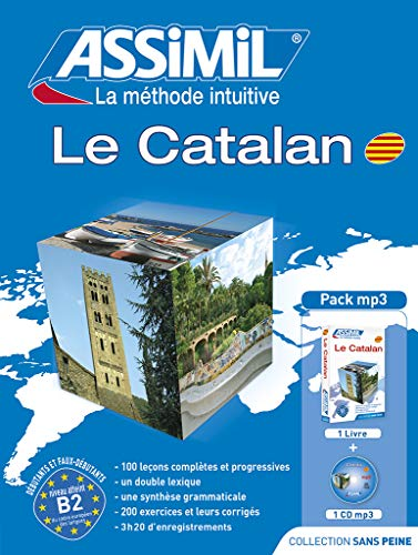 Pack MP3 Catalan (Livre + CD MP3)