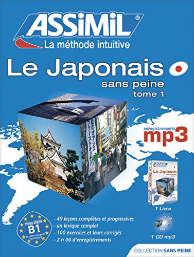 Pack MP3 Japonais S.P. 1