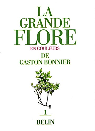 La grande flore en couleurs de gaston bonnier t.1, illustration