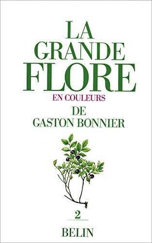 La grande flore en couleurs de gaston bonnier t.2, illustration
