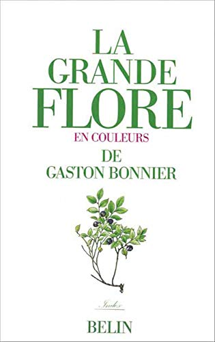 La grande flore en couleurs de gaston bonnier t.5, index