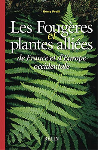 Fougères et plantes alliées d'Europe occidentale