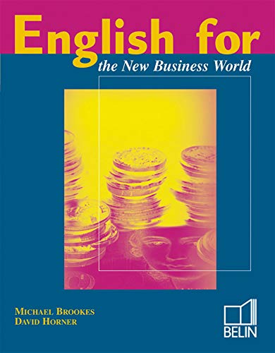 English for the new business world, élève