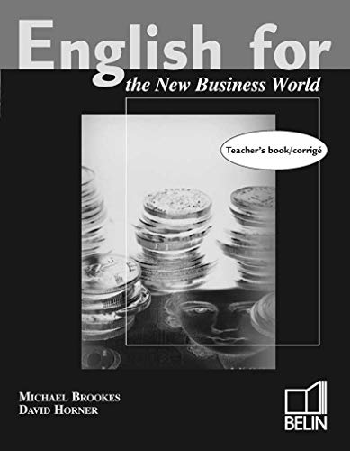 English for the new business world, livre du prof