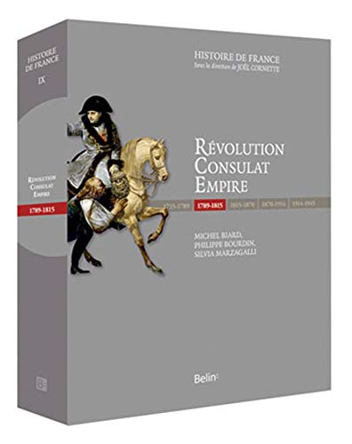 Révolution, Consulat, Empire (1789-1815)