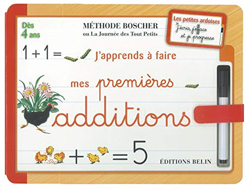 J'apprends à faire mes premières additions