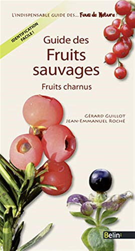 Guide des fruits sauvages - fruits charnus