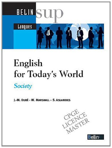 English for Today's World