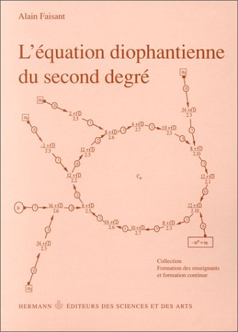 L'équation diophantienne du second degré