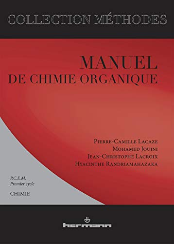 Manuel de Chimie organique