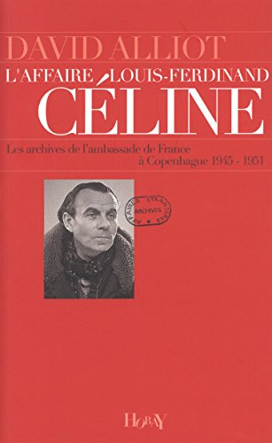 L'affaire Louis-Ferdinand Céline