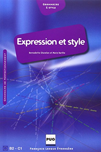 Expression et style B2-C1