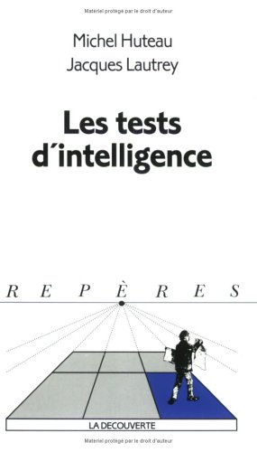 Tests d intelligence