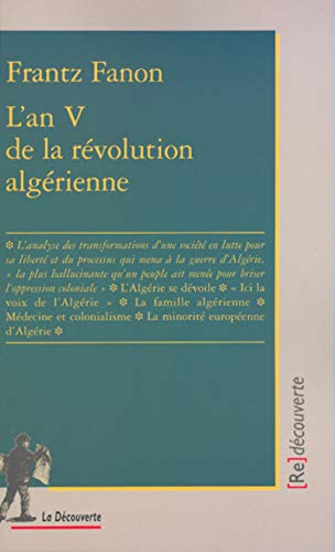 Cover art for L'an V de la révolution algérienne