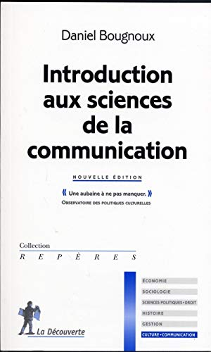 Introduction aux sciences de la communication