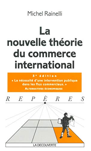 La nouvelle théorie du commerce international
