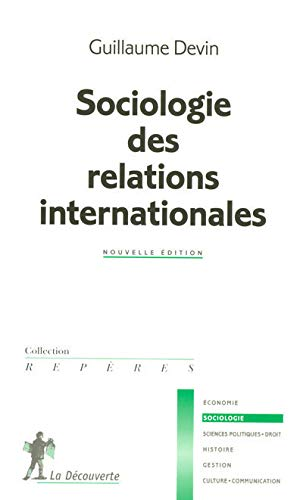 Sociologie des relations internationales