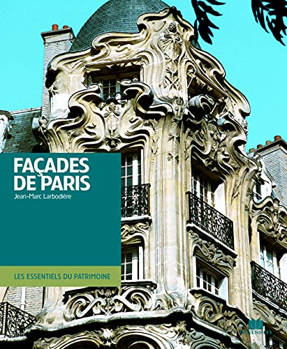 Facades de Paris