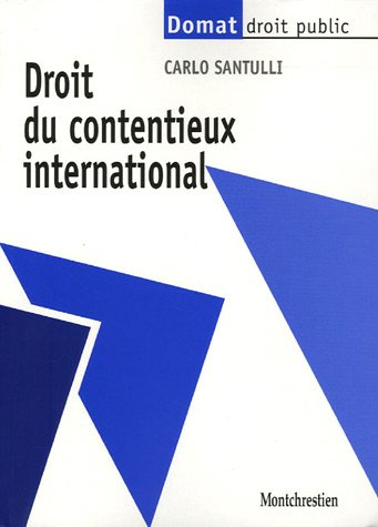 Droit du contentieux international