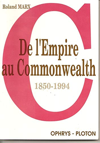 De l'Empire au Commonwealth