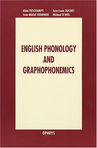 English phonology and graphophonemics