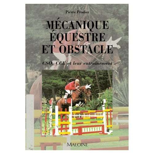 Mécanique Equestre & Obstacle Cso Cse