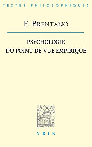 Psychologie du point de vue empirique