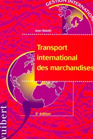Transport international des marchandises