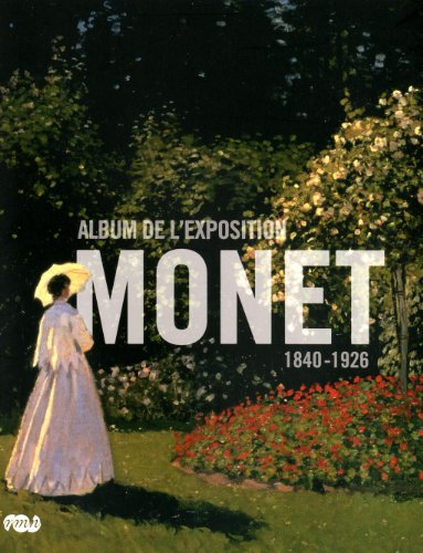 Monet : Album de l'exposition