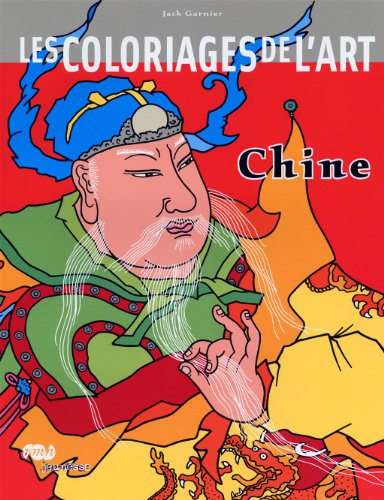 Les coloriages de l'art : Chine