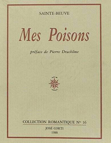 Mes poisons