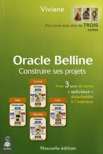Oracle Belline : Construire ses projets