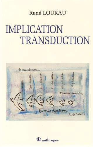 Implication. Transduction