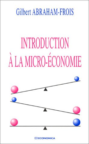 Introduction à la micro-économie