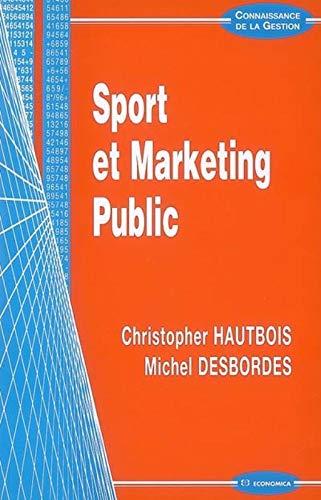 Sport et Marketing Public