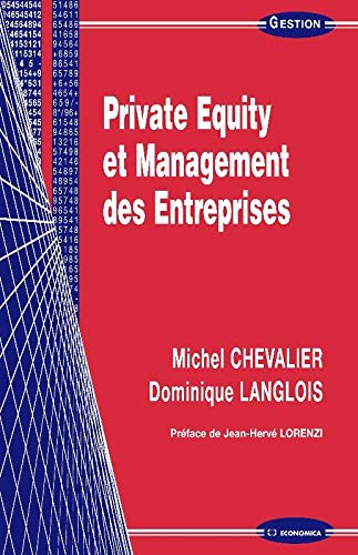 Private equity et management de l'entreprise