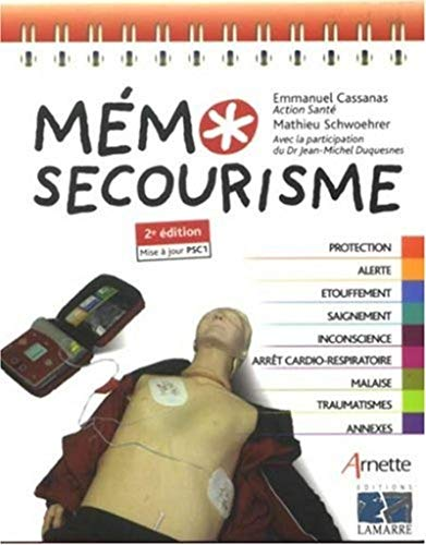 Mémo secourisme