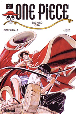 One Piece, tome 3