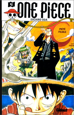 One Piece, tome 4