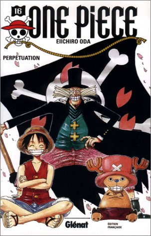 One Piece, Tome 16