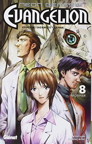 Neon Genesis Evangelion, Tome 8 : Mother