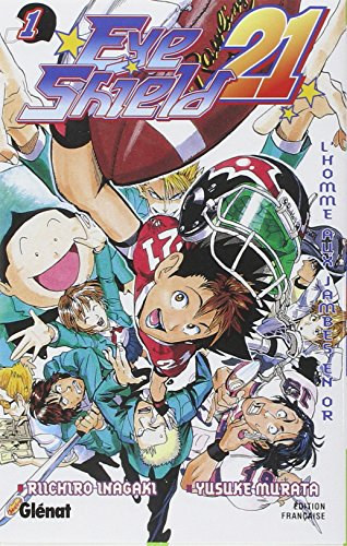 Eye Shield 21, Tome 1