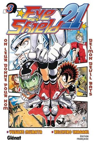 Eye Shield 21, Tome 3