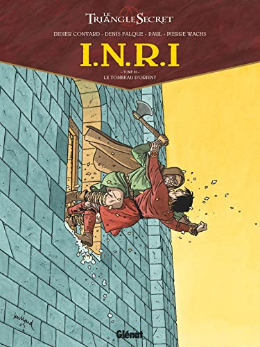 INRI Le Triangle Secret, Tome 3
