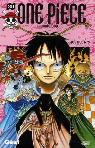 One Piece, Tome 36